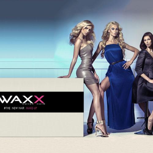 WAXX COVER HAIR cambia tu vida