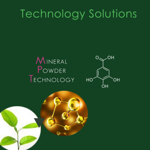 MINERAL   POWDER  TECHNOLOGY